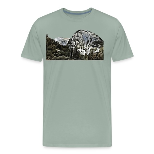 Cochamó - Patagonia - Chile - Men's Premium T-Shirt