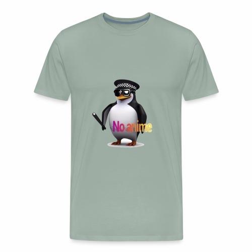 No Anime - Men's Premium T-Shirt