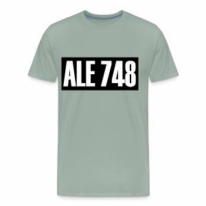 ALE 748 lit Merch - Men's Premium T-Shirt