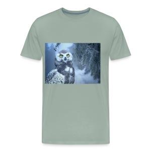 The Owl 2018 - Men's Premium T-Shirt
