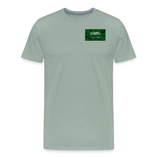 Saudi Aarabi - Men's Premium T-Shirt