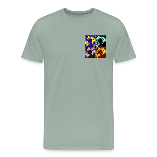 5 HEADED SHARK - Men's Premium T-Shirt