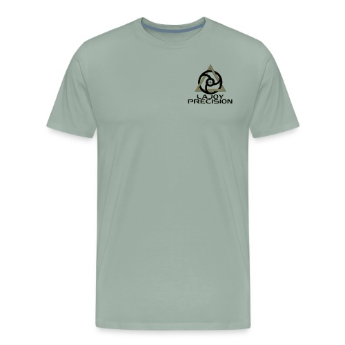 lajoyfinal2 copy transparent - Men's Premium T-Shirt