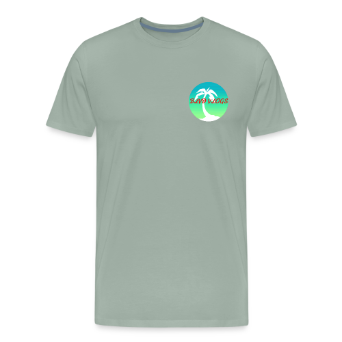 LIMITED EDITION MERCH 3 DAY - Men's Premium T-Shirt