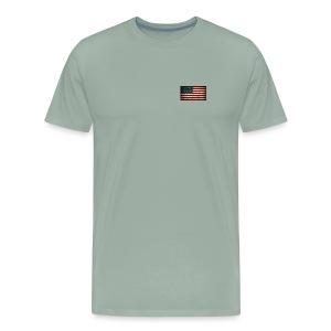 USArock - Men's Premium T-Shirt