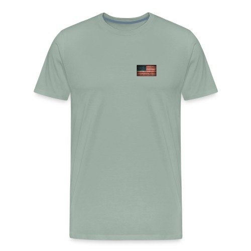 USArock - Men's Premium T-Shirt