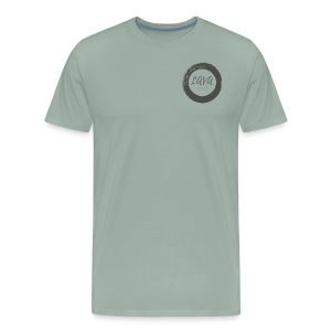 Free Spirit Lava Yourself - Men's Premium T-Shirt