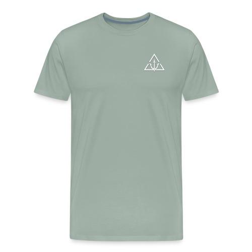 Triton Logo - Men's Premium T-Shirt