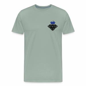 diamante corona - Men's Premium T-Shirt