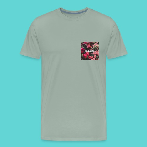 Royal Roses That Blume - Men's Premium T-Shirt