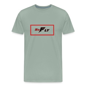 SoFLY Flagship Design - Men's Premium T-Shirt