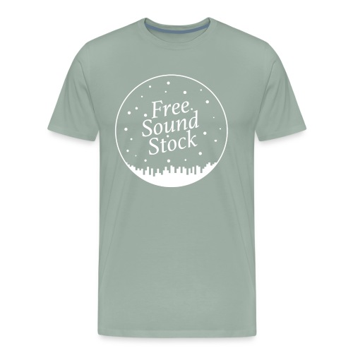 Free Sound Stock - Men's Premium T-Shirt