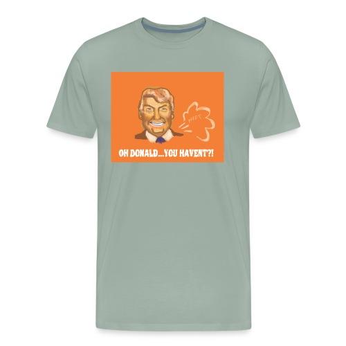 DONALD TRUMPED - Men's Premium T-Shirt