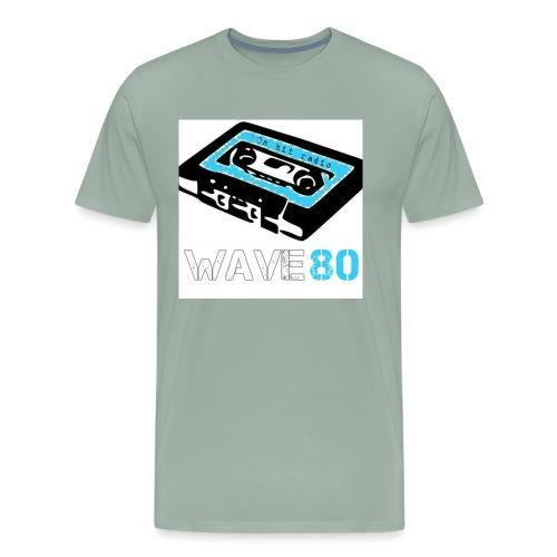 Alt Logo - Men's Premium T-Shirt