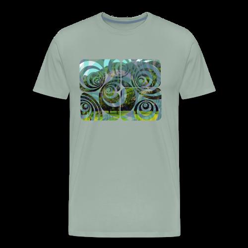 Ho'omaluhia Dreaming - Men's Premium T-Shirt