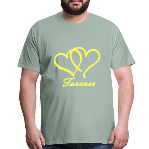 Love Forever - Men's Premium T-Shirt