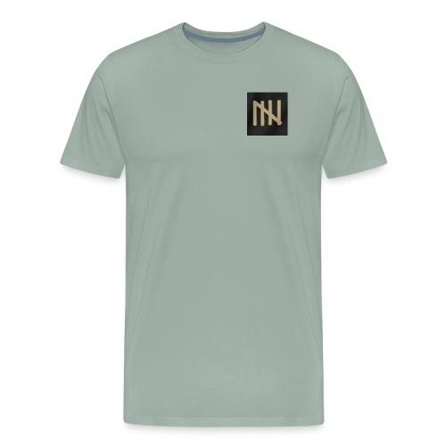 the time merch - Men's Premium T-Shirt