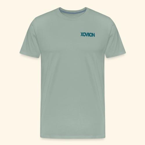 XOVIION logo - Men's Premium T-Shirt