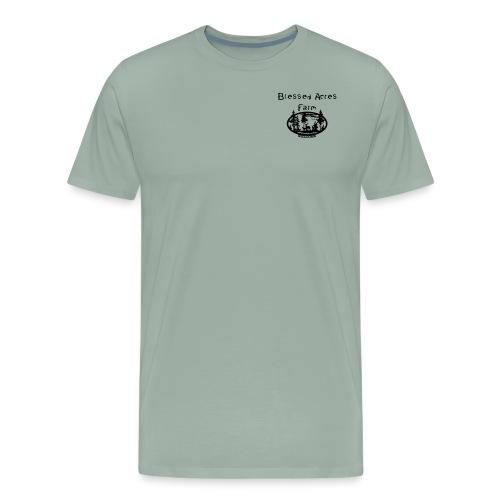 Blessed Acres Farm - Men's Premium T-Shirt