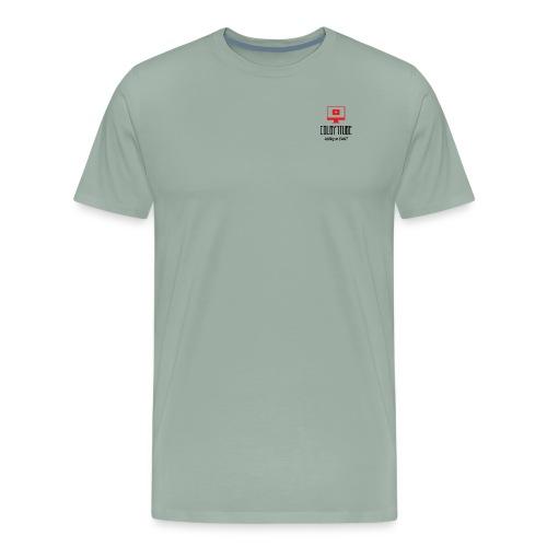 Motivation YouTube - Men's Premium T-Shirt