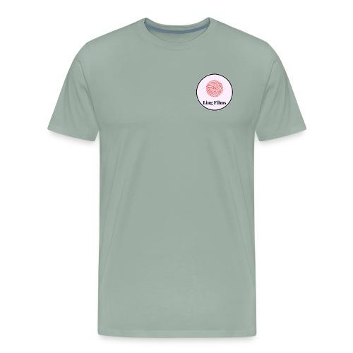 Ling Films Logo - Men's Premium T-Shirt