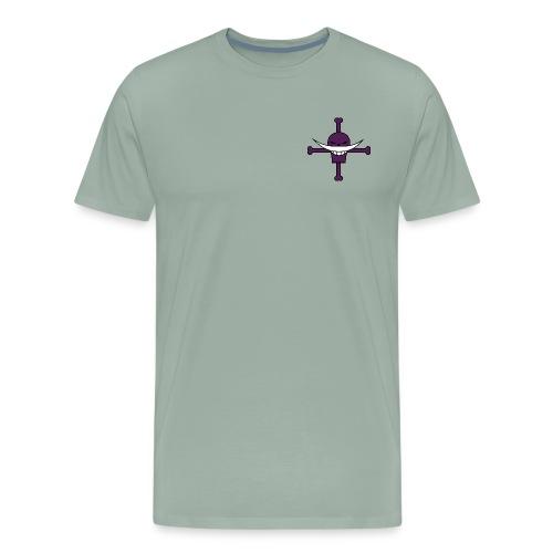 Whitebeard Pirates - Men's Premium T-Shirt