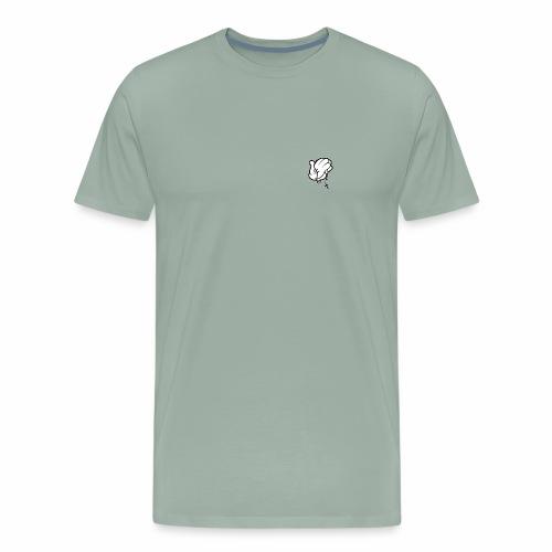 M79 MICKEY Hands Praying 197x250 - Men's Premium T-Shirt