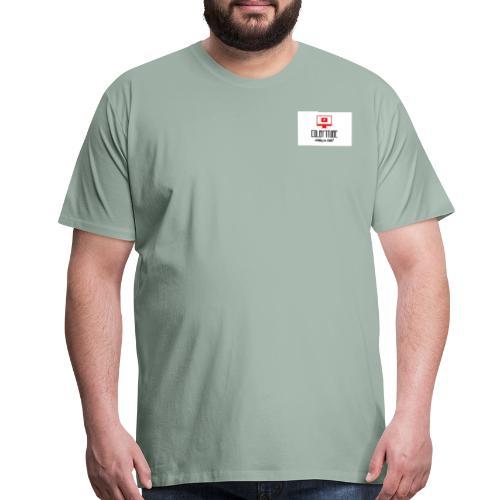 Colby's motivation Youtube Channel!! - Men's Premium T-Shirt