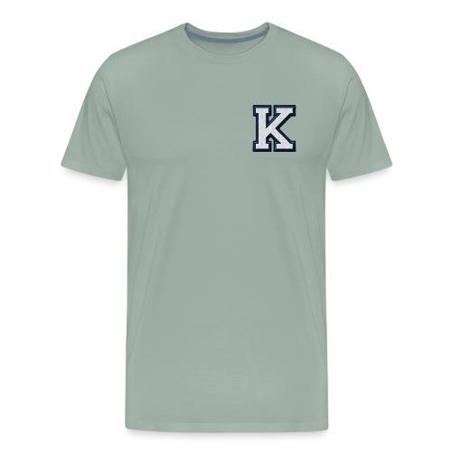 K BY KEVIN RUPAREL - Men's Premium T-Shirt