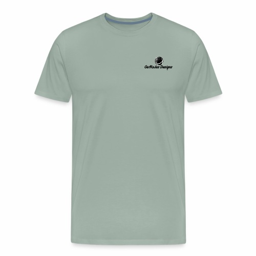 Outrajus designs - Men's Premium T-Shirt