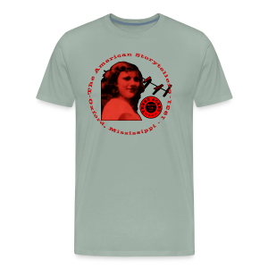 Three Acres Design - Men's Premium T-Shirt