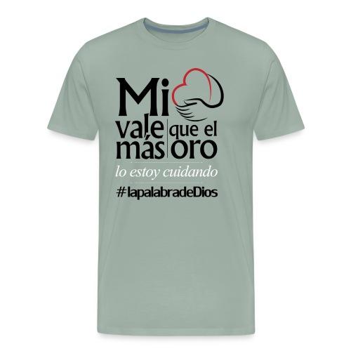 Cuida el Corazón - Men's Premium T-Shirt