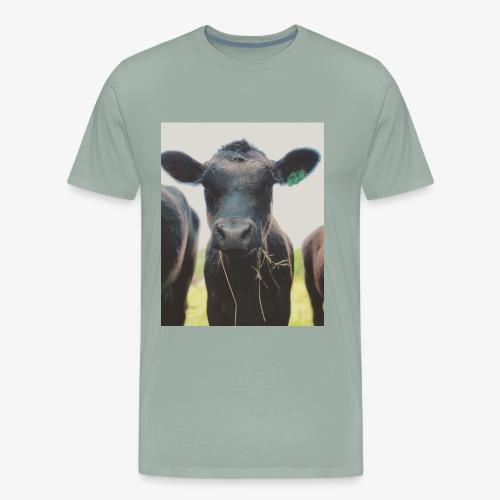 Pretty Cow - Men's Premium T-Shirt