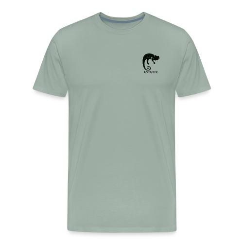 UVTAFFFR LOGO - Men's Premium T-Shirt
