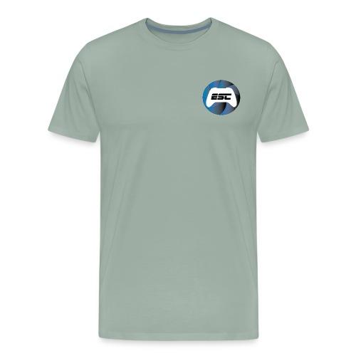 Esports Challenger Logo Wear - Men's Premium T-Shirt