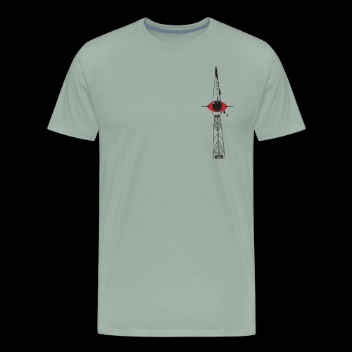 ButterflyKnife real - Men's Premium T-Shirt