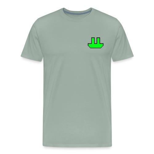 Plug - Men's Premium T-Shirt