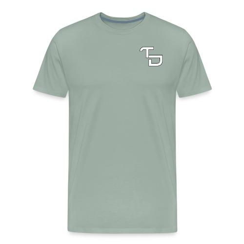 TD Small logo - Men's Premium T-Shirt