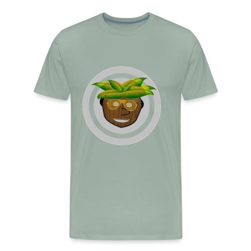 CocoNut Head - Men's Premium T-Shirt