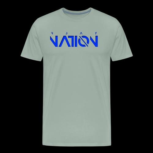 F3AR NATION - Men's Premium T-Shirt