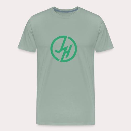 my john hudson logo - Men's Premium T-Shirt