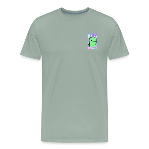 1. Dino - Men's Premium T-Shirt