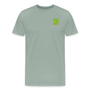 The Distinguished Emblem - Men's Premium T-Shirt