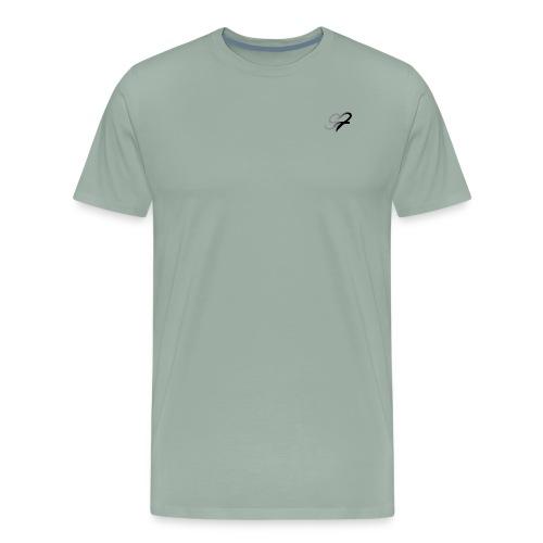 Stoked Fitness logo - Men's Premium T-Shirt