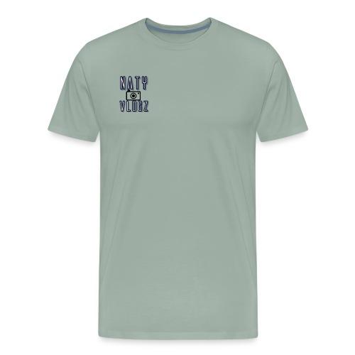 Naty Vlogz - Men's Premium T-Shirt