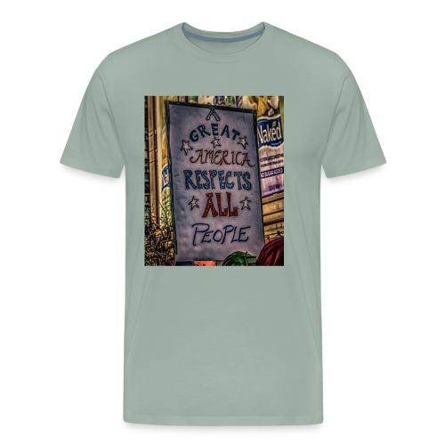 A Great America - Men's Premium T-Shirt