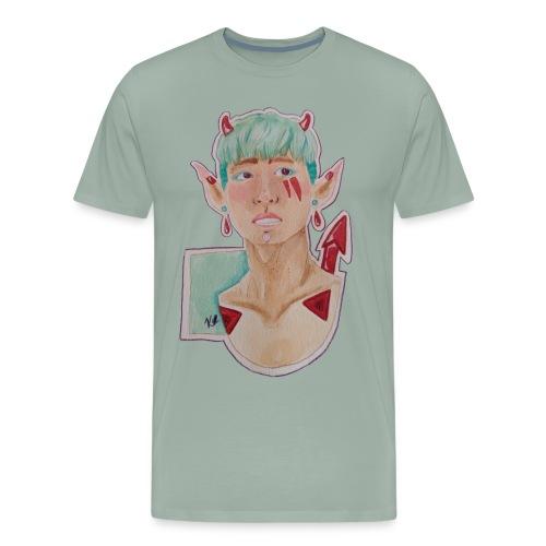 Wonwoo - Men's Premium T-Shirt