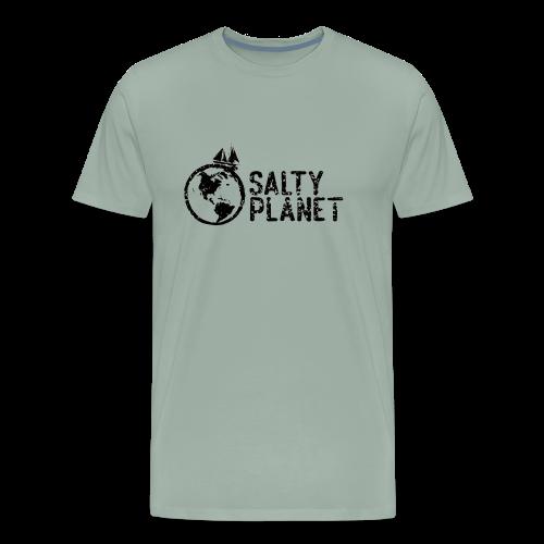 Salty Planet Dos - Men's Premium T-Shirt