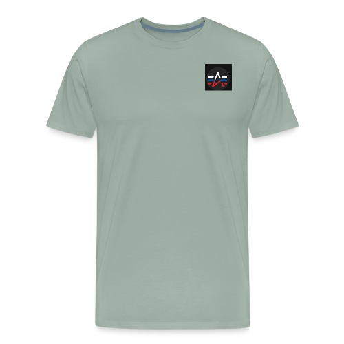 The Alpha Merch - Men's Premium T-Shirt