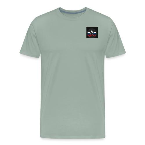 The Alpha Merch - Men's Premium T-Shirt